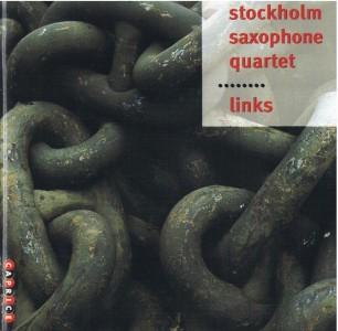 Cd5 Stockholms Saxofonkvartett
